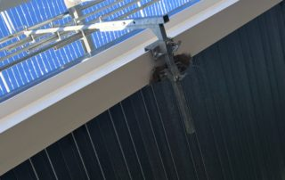 I Beam Bond Deck System - Brisbane Interantional Airport (3)
